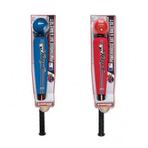 Franklin Sports MLB Powerhouse Bat