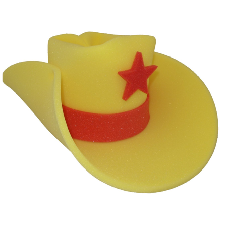 d60f8b51 30 Gallon Foam Cowboy Hat Pick Color 10 20 Giant Big Huge Jumbo Western  Costume - Walmart.com