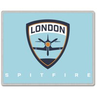 London Spitfire WinCraft Rectangle Pin