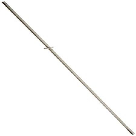 Pentair 072870 21-Inch White Center Rod Staked Replacement SM and SMBW Series Pool and Spa D.E.