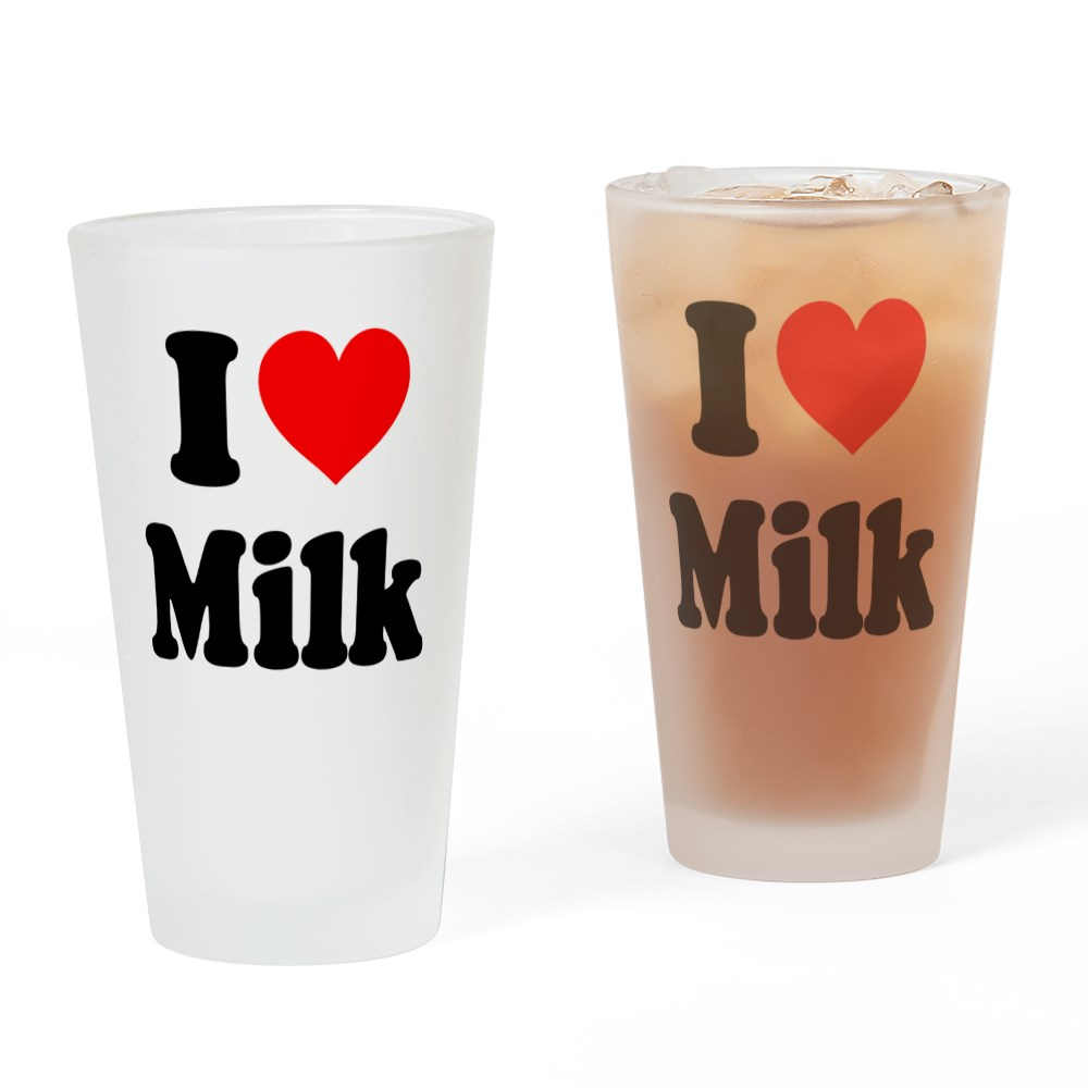 CafePress Loon With Babies Pint Glass Drinking Glass 16 oz