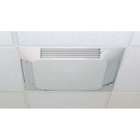 Ceiling Diffuser, 4 Way Diffuser, - Square Ceiling Diffuser