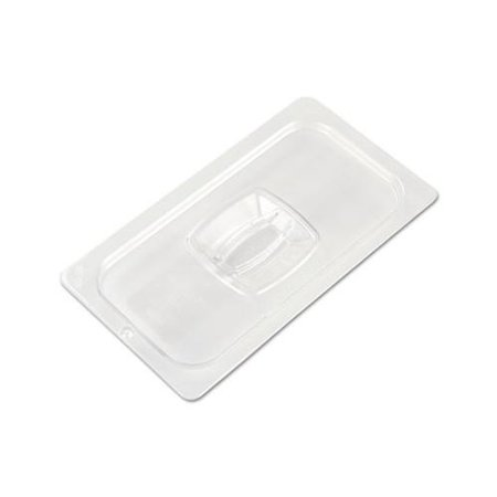 Cold Pan Cover - Cold Food Pan Covers, 6 7/8w X 12 4/5d, Clear RCP121P23CLE