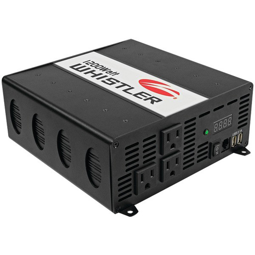 Whistler XP1200i 1200-Watt Power Inverter