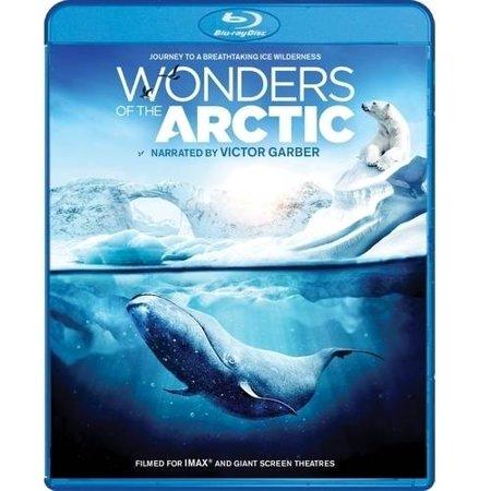 Imax Wonders Of The Arc  Blu Ray   Digital Hd