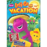 Barney : Let's Go on Vacation by LIONSGATE
