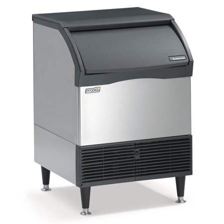 Scotsman CU1526MW-1 Undercounter Full Cube Prodigy Ice Maker - 175 lbs/day, Water Cooled, (Scotsman Built In Ice Maker)