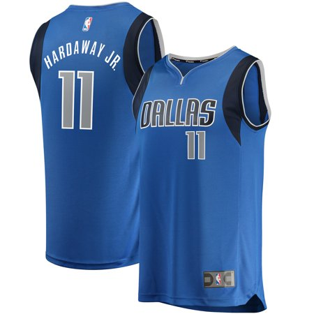 brand new b13a2 6f411 Tim Hardaway Jr Dallas Mavericks Fanatics Branded Fast Break Replica Jersey  - Icon Edition - Royal