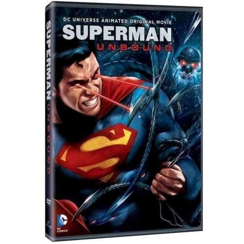 DC Universe: Superman Unbound - Animated Original Movie