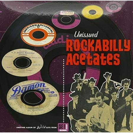 Unissued Rockabilly Acetates / Various (Vinyl) (Remaster) (Limited Edition)