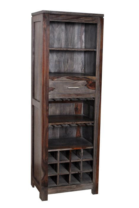 Coast To Coast One Drawer Wine Cabinet 54716 by Coast to Coast Imports LLC