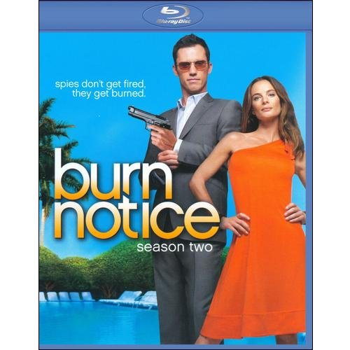 Burn Notice: Season Two (Blu-ray) (Widescreen)