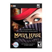 Mata Hari for Windows PC- XSDP -00527 - In Mata Hari, you'll step into a world of power, lust, and betrayal.  Catapulted into fame and fortune, you will enter into the highest ranks of society an