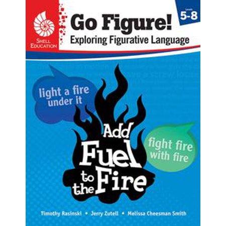 Go Figure! Exploring Figurative Language, Levels 5-8 - eBook](Halloween Figurative Language Poems)