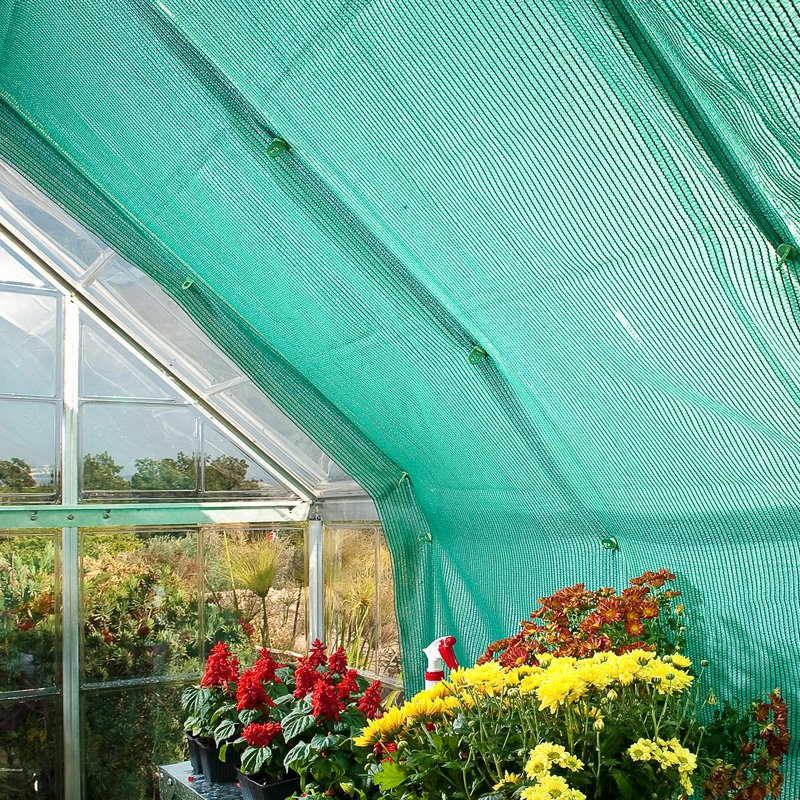 Shade Cloth for Palram Snap and Grow and Hobby Greenhouses, 8.5' x 7.5'