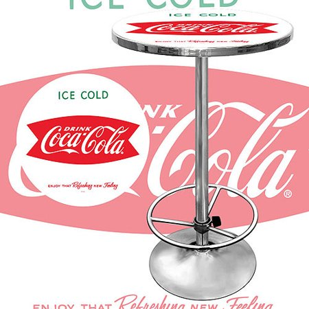 Trademark Coca-Cola Vintage Coke Ice Cold Design 42