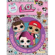 L.O.L. Surprise!: Ultimate Sticker and Activity Book