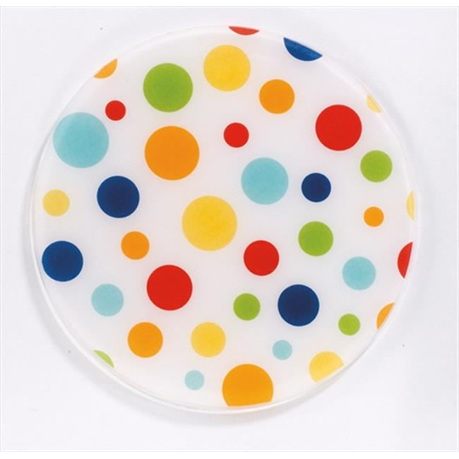 Andreas Dots Silicone Trivet - Pack of 3