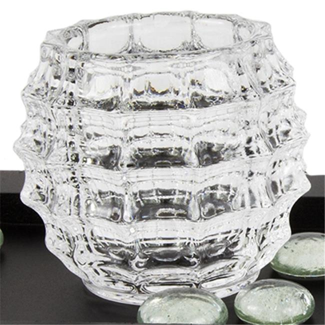 DecorFreak Clear Glass Votive