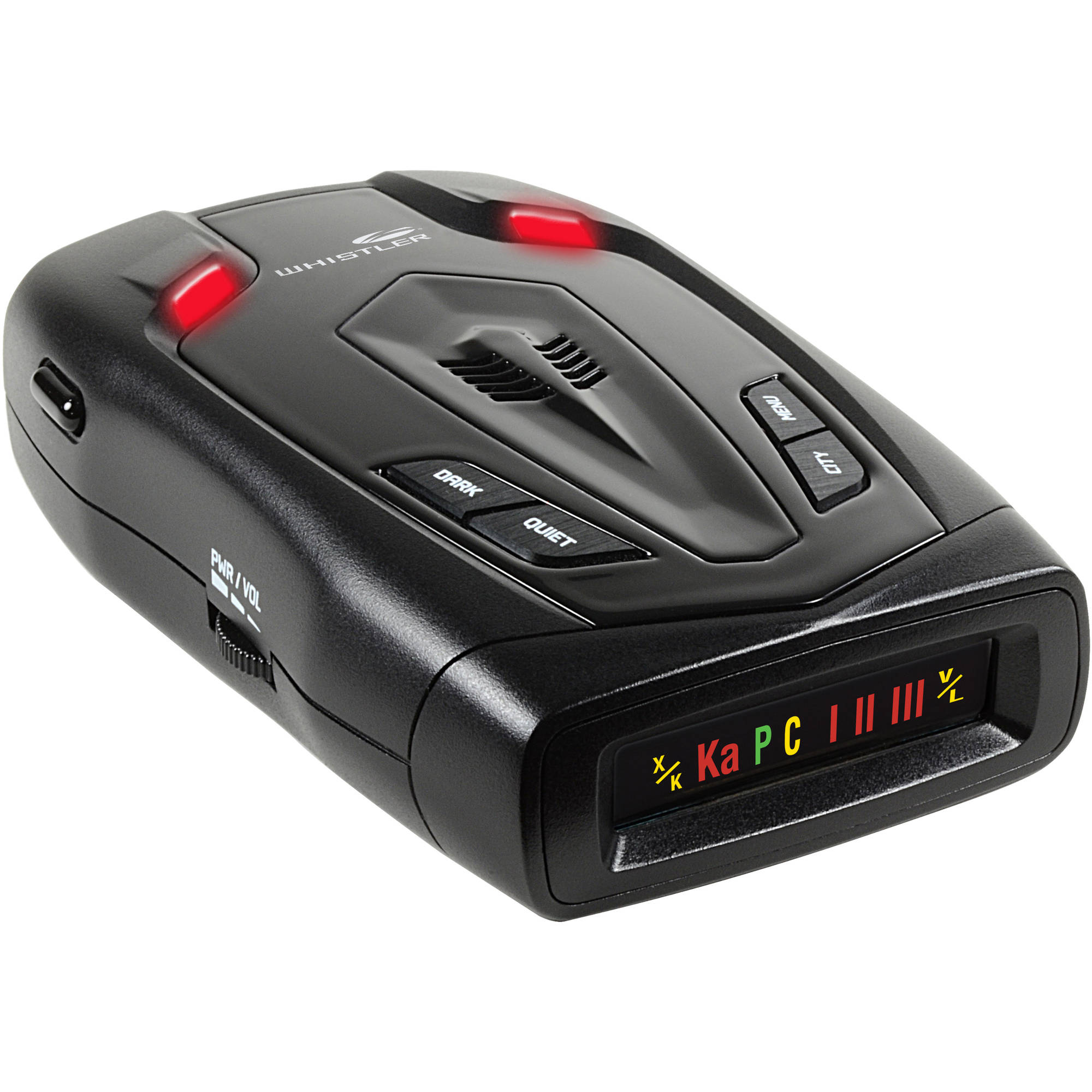 Whistler Z-11R+ High Performance Laser-Radar Detector