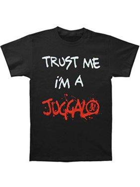 3711c0798 Product Image Insane Clown Posse Men's Trust Me I'm A Juggalo T-shirt Black