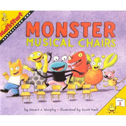Monster Musical Chairs: Subtracting One