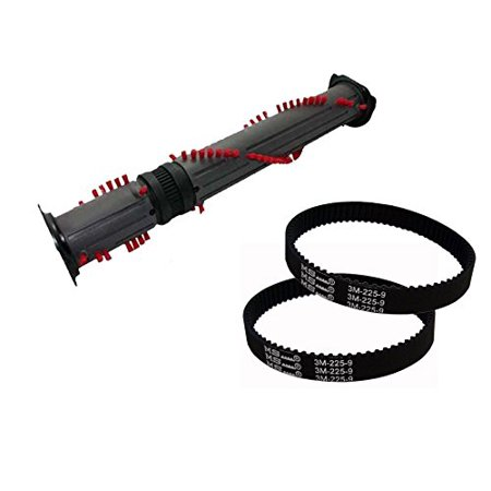 Image of 1 Dyson DC17 Animal Replacement Brushroll With 2 Free DC17 Belts Fits Dyson Parts 911961-01, 911710-01. Generic. (1 Brush & 2 Belts)