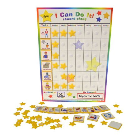 Kenson Kids I Can Do It Reward - Classroom Behavior Charts