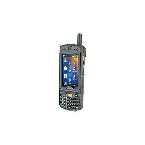 "Motorola MC75A-Premium 3.5G Worldwide Enterprise-data collection terminal-1 GB-3.5"" color TFT-barcode reader-Wi-Fi, Blue"