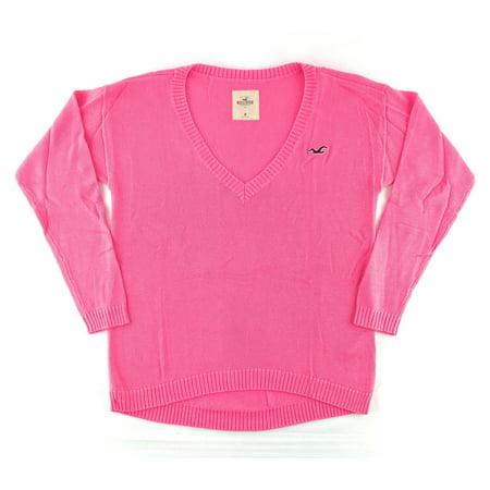 Hollister Womens V-Neck Sweater (Hollister Clothes)