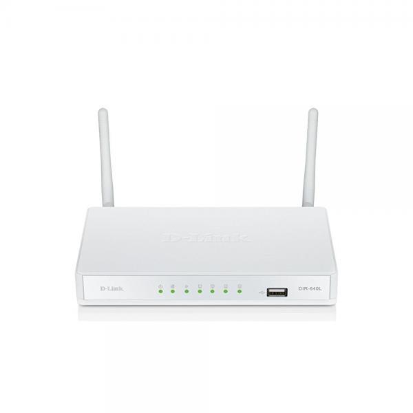 D-Link DIR-640L Wireless N300 SOHO VPN Router New Retail DIR-640L by D-Link