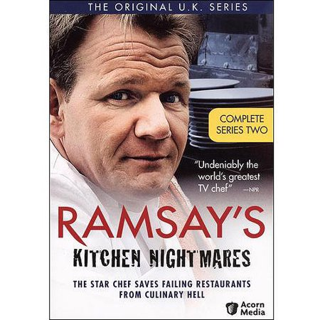 Ramsay 39 s kitchen nightmares complete series two for Q kitchen nightmares