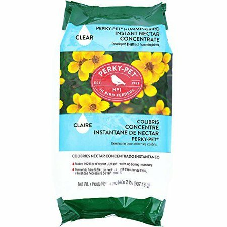 Perky-Pet 244CLSF 2-Pound Bag of Instant Clear Concentrate Hummingbird Nectar
