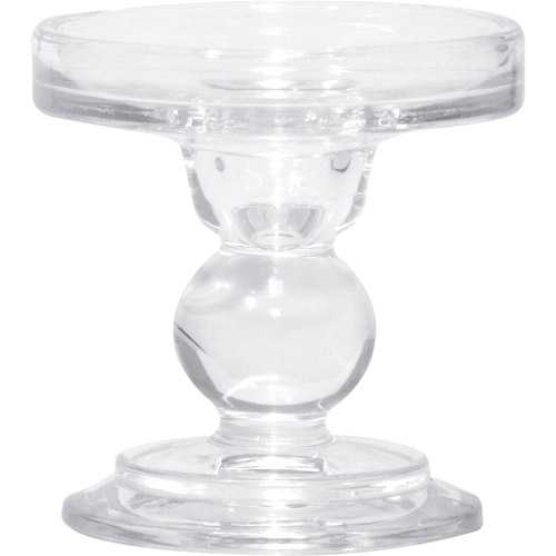 Better Homes and Gardens Glass Candleholder, Small - Set of 4
