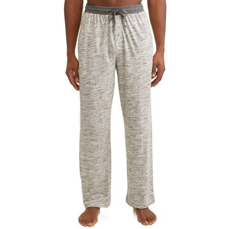 Hanes Mens and Big Mens X-Temp Solid Knit Pajama Pant