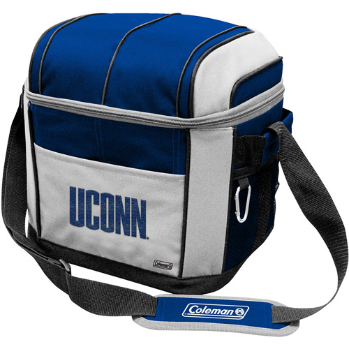 "Coleman 11"" x 9"" x 13"" 24-Can Cooler, Connecticut Huskies"
