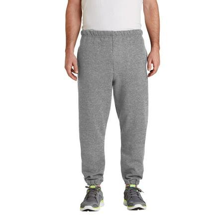Jerzees Mens SUPER SWEATS NuBlend Sweatpant with Pocket - 4850MP ()