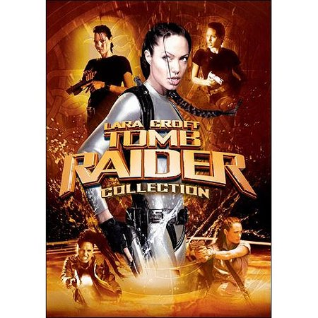 LARA CROFT TOMB RAIDER/CRADLE OF LIFE (DVD/2PK) (Halloween Lara Croft)