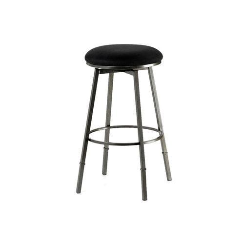 Hillsdale Furniture Sanders 24'' Swivel Bar Stool with Cushion