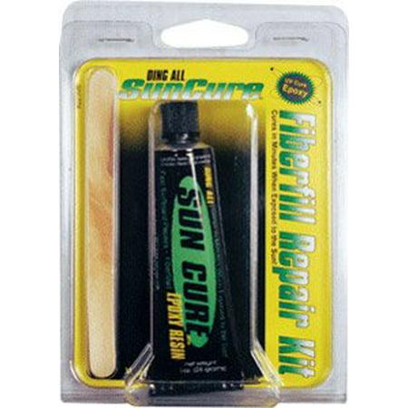 - Fiber Fill Epoxy Surfboard Repair Kit Sun Cure