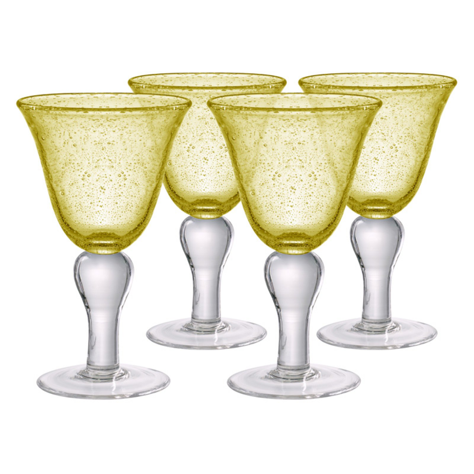 Artland Iris Wine Glass Set of 4 by Artland