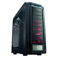 Cooler Master Trooper (Rev. 2) Full Tower Gaming Computer Case with Windowed Side Panel and Carrying Handle by Cooler Master
