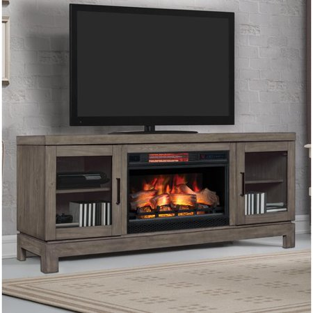 Foundry Select Ashe TV Stand for TVs up to 70'' with Electric
