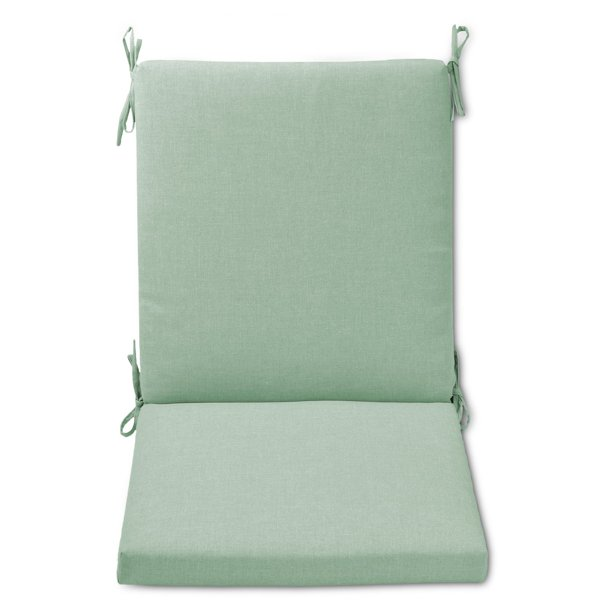 Plantation Patterns Hinged Outdoor Chair Cushion - Walmart ...