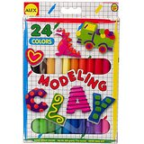 Alex Modeling Clay - ALEX Toys Artist Studio Modeling Clay with 24 Colors
