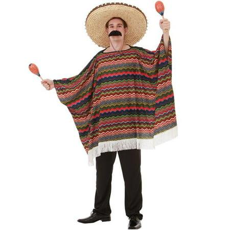 Saltillo Serape Adult Costume (Serape Costume)