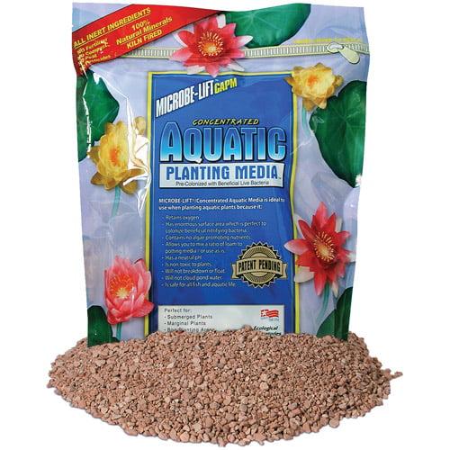 Microbe Lift MLCAPM10 10 Lb Concentrated Aquatic Planting Media