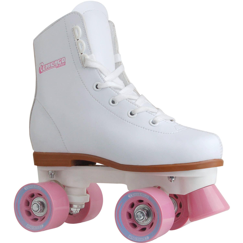 Chicago Skate Girls' Rink Skate, Size J10