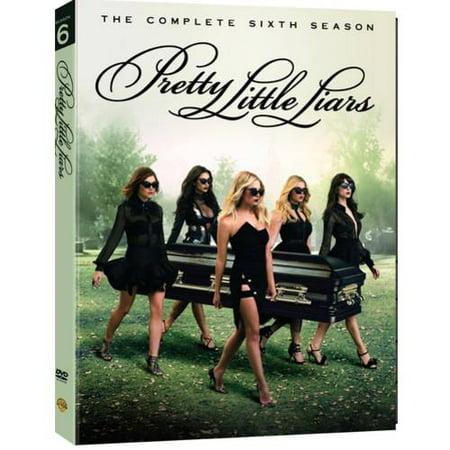 Pretty Little Liars  The Complete Sixth Season