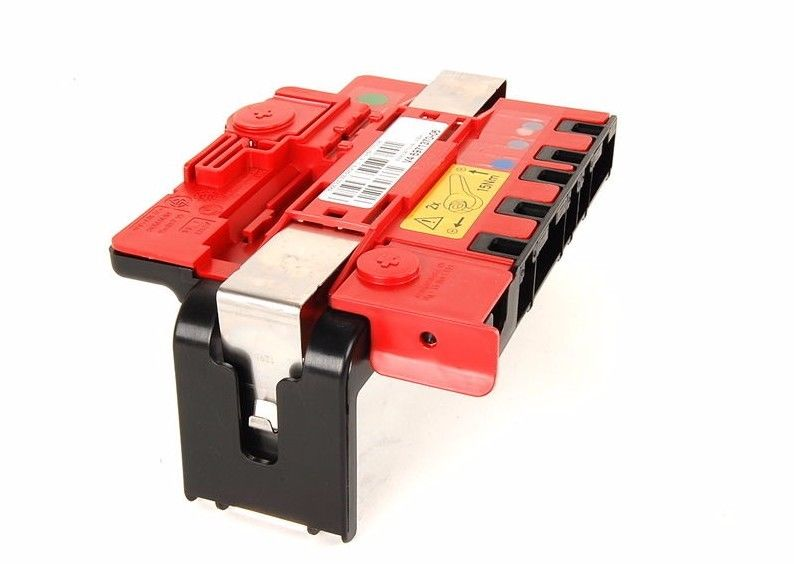 BMW E90 E92 E91 128i 135i 335i Power Distribution Box Battery With Fuse Genuine